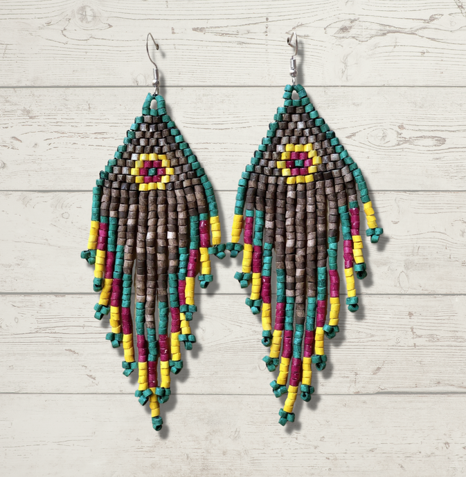 Tikal Spot Earrings