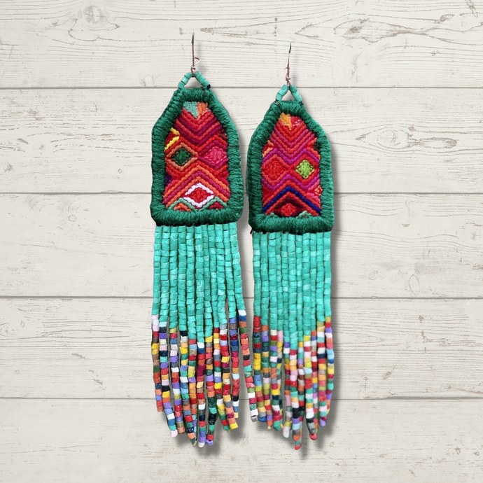 Palenque Earrings