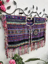 Load image into Gallery viewer, Huipil Shawl -  Estrella