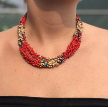 Load image into Gallery viewer, Poporopo Torsade Necklaces - 2in1