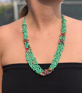 Poporopo Torsade Necklaces - 2in1