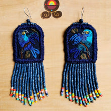 Load image into Gallery viewer, Santiago Birds Earrings