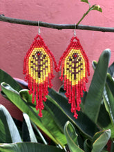 Load image into Gallery viewer, Tikal Fossils Earrings