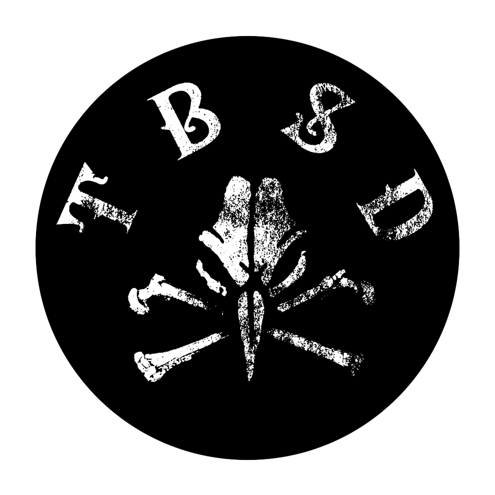 TBSD Logo Sticker