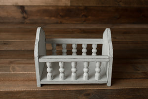 "Spindle Box Bed - ""The Addi"""