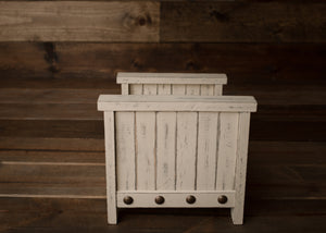 "Studded Newborn Bed - ""The Dylan"""