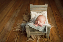 "Load image into Gallery viewer, Vintage Newborn Bed - ""The Myrtle"""