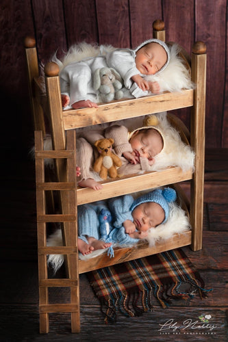 Snap Apart Triple Bunk Beds