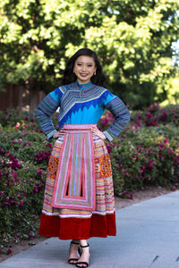 Hmong Traditional Vietnamese