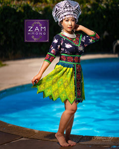 Hmong Traditional outfit