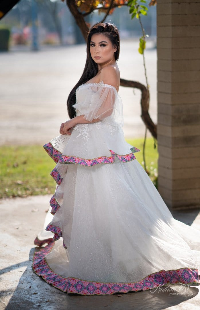 Hmong Wedding Dress