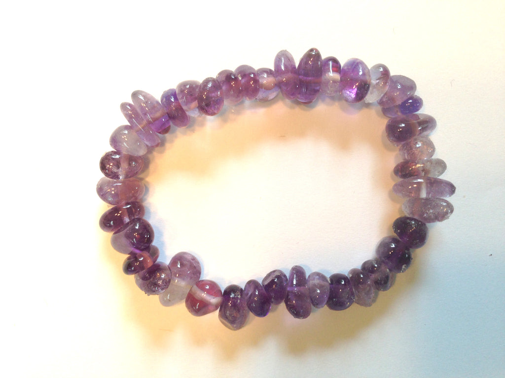 Abundance & Prosperity Bracelet - Purple - Sunstone Holistic Health and Healing