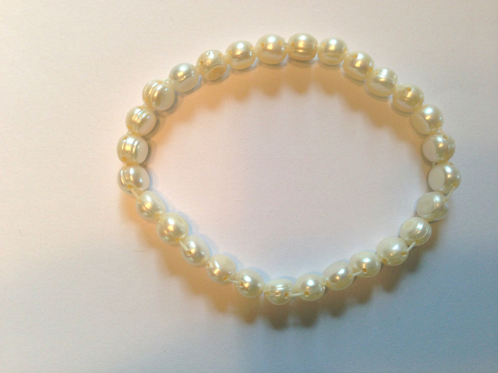 Clarity Bracelet - White - Sunstone Holistic Health and Healing