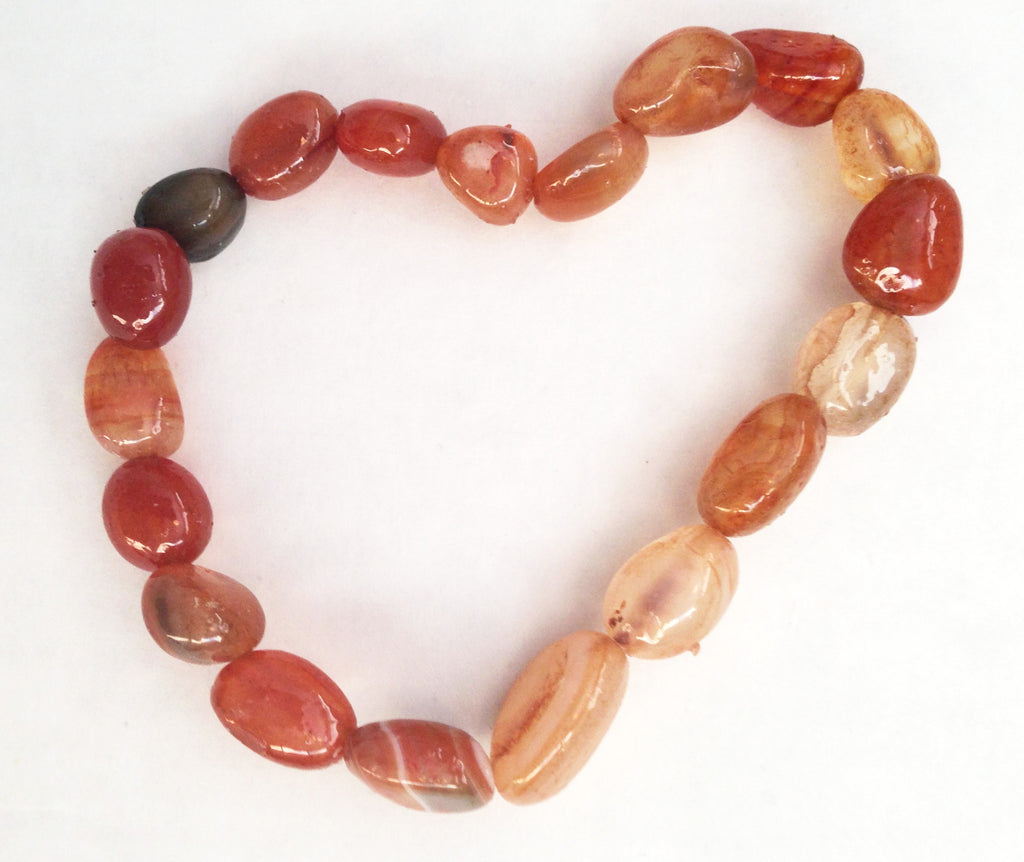 Energy Bracelet - Orange - Sunstone Holistic Health and Healing