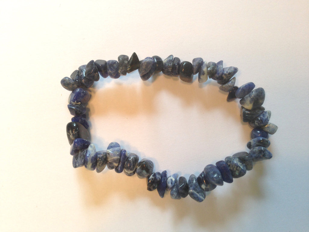 Forever Young Bracelet - Blue - Sunstone Holistic Health and Healing