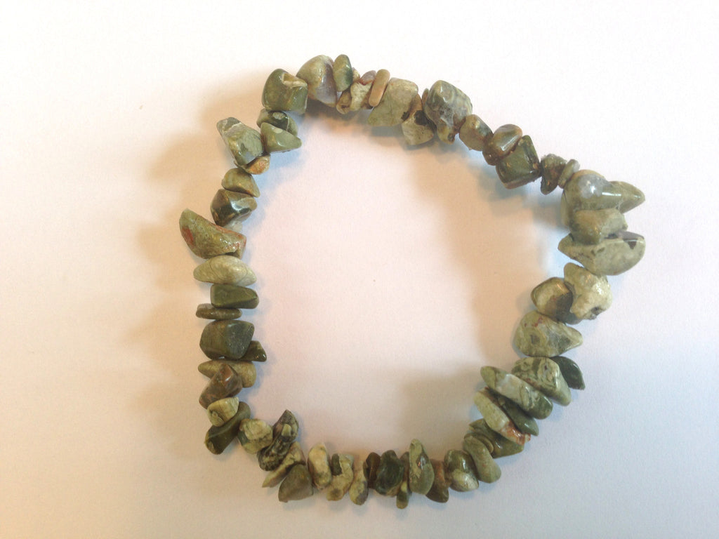 Forever Young Bracelet - Green - Sunstone Holistic Health and Healing