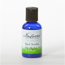 Back Soothe Gel | Natural Remedy for Back Pain - Sunstone Holistic Health and Healing