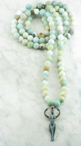 Goddess Mala Necklace