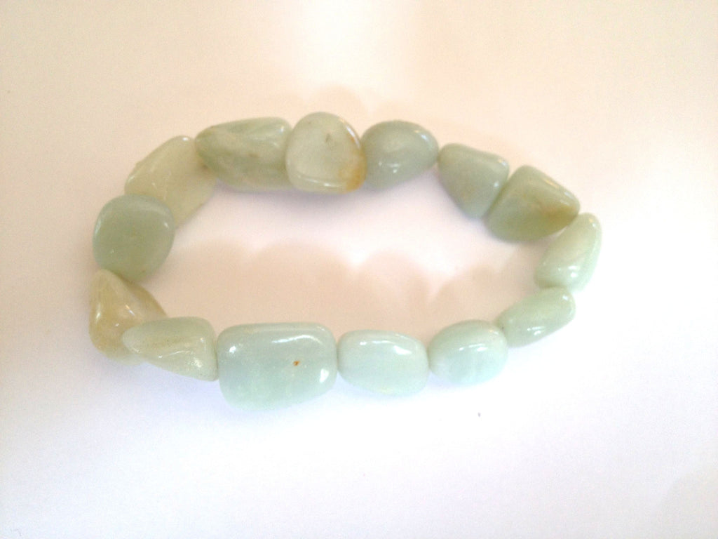 Health & Wellness Bracelet - Green - Sunstone Holistic Health and Healing