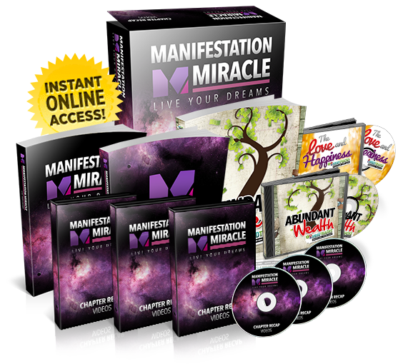 Manifestation Miracle - Manifestation Guide - Sunstone Holistic Health and Healing