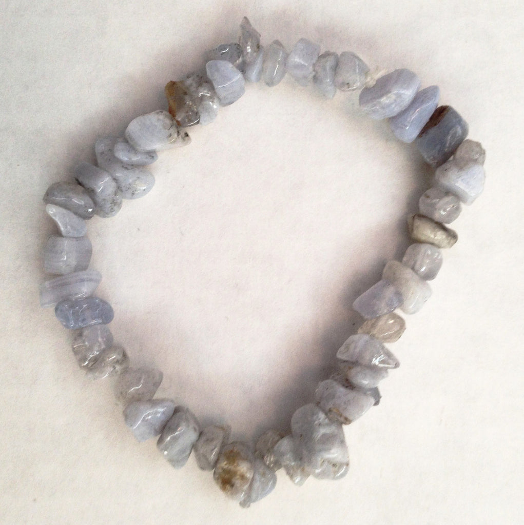 Pain Bracelet - Blue - Sunstone Holistic Health and Healing