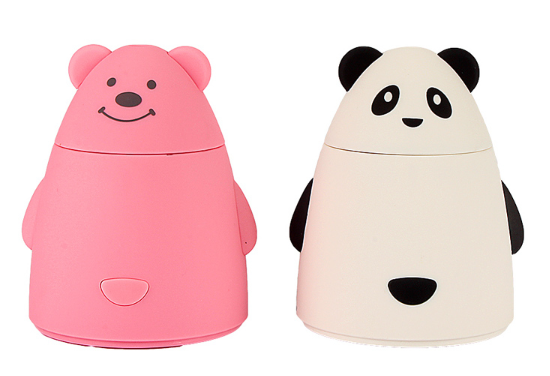 Cartoon Panda Essential Oil Diffuser - Sunstone Holistic Health and Healing