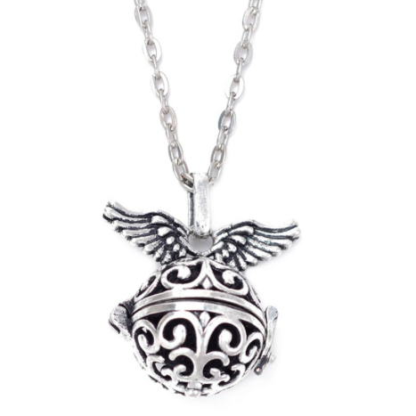 Angel Wings Diffuser Necklace