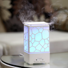 White essential oil diffuser