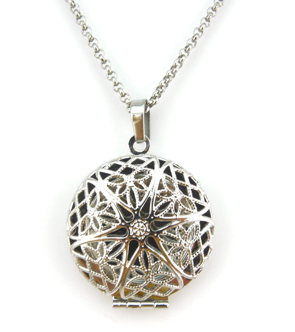 Star Diffuser Necklace - Sunstone Holistic Health and Healing