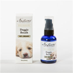 Doggie Breath Oil