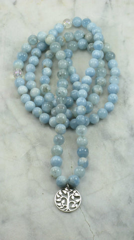 Winter Mala Necklace