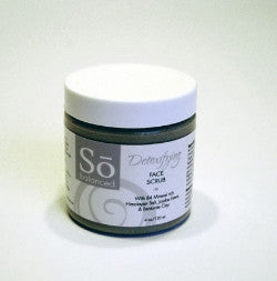 Solay Balanced Detoxifying Daily Face Exfoliate  8 oz