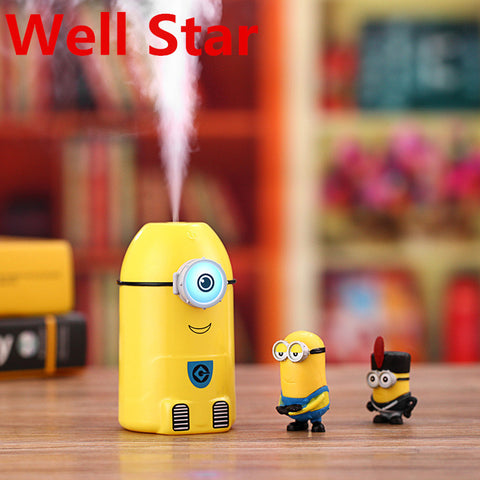 Cartoon Minions Essential Oil Diffuser