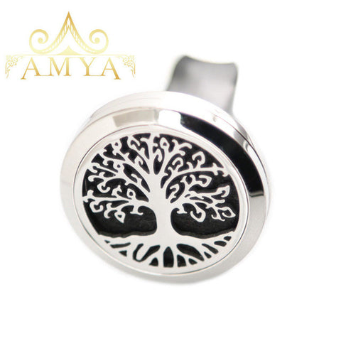 Car Aroma Essential Oil Diffuser - Tree 5