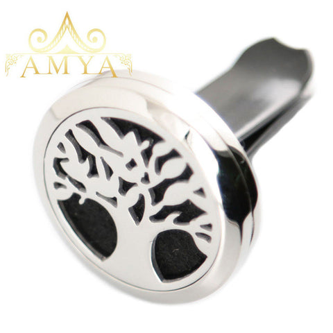 Car Aroma Essential Oil Diffuser - Tree 4