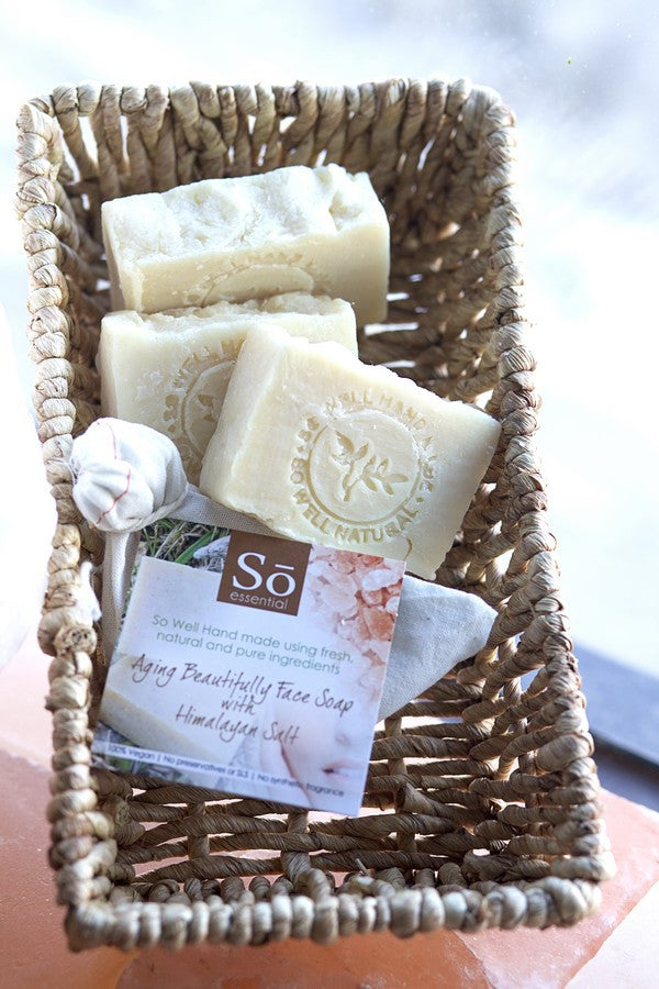 Natural Face and Soap Bar - Sunstone Holistic Health and Healing
