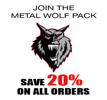 Join The Metal Wolf Pack