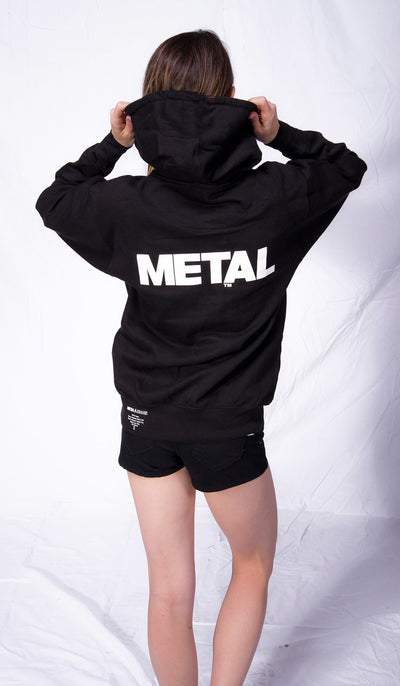 Women's METAL Anarchist Hoodie