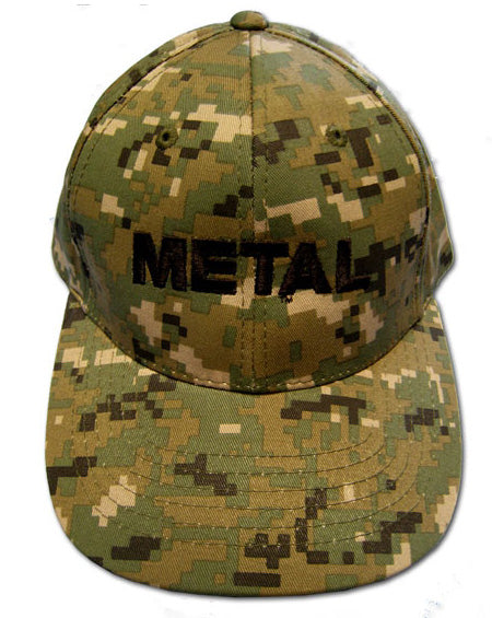 METAL Digital Camo Cap