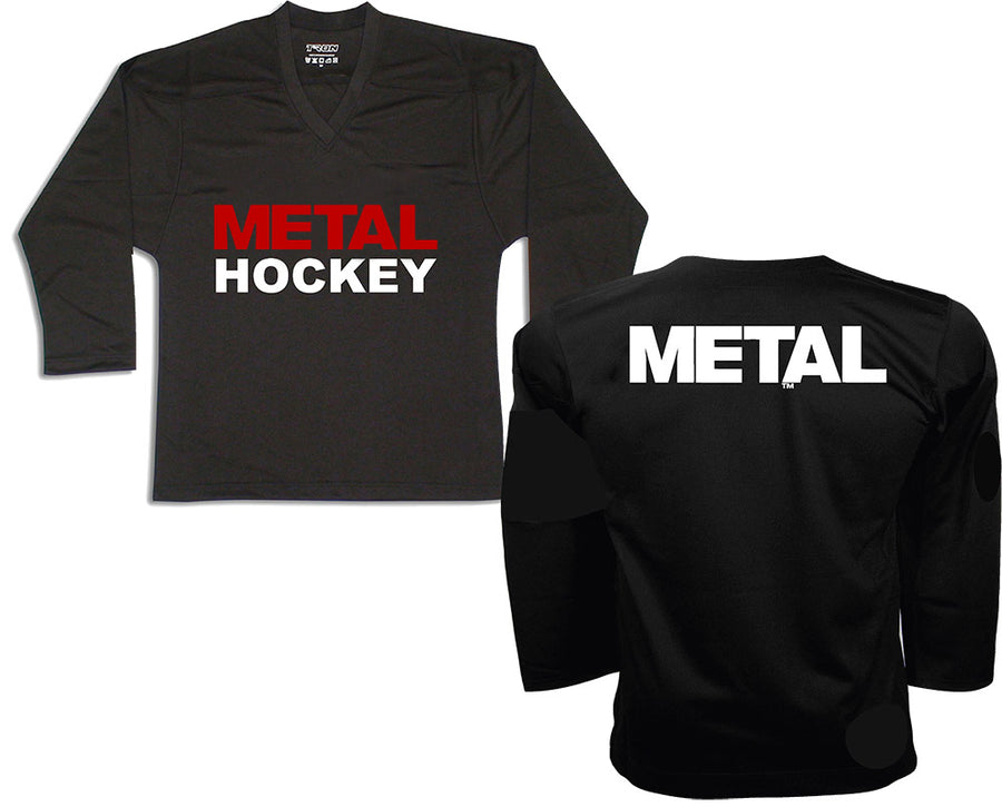 METAL Hockey Jersey