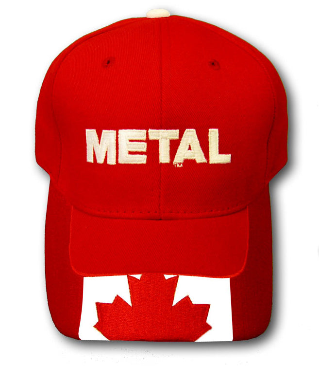 METAL Canadian Cap