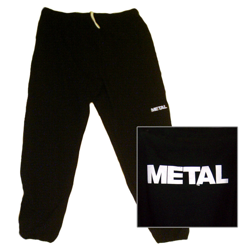 Women's METAL Sweat Pants