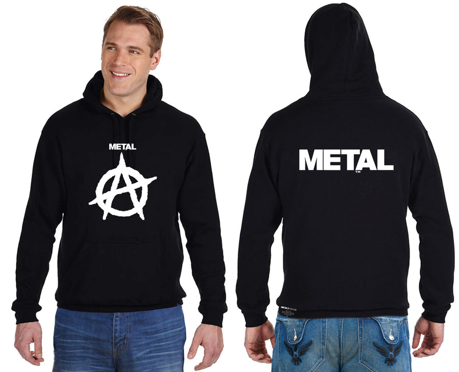 Men's METAL Anarchist Hoodie