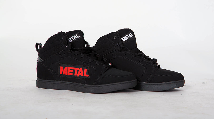 New Footwear from Metal: Rakkasans