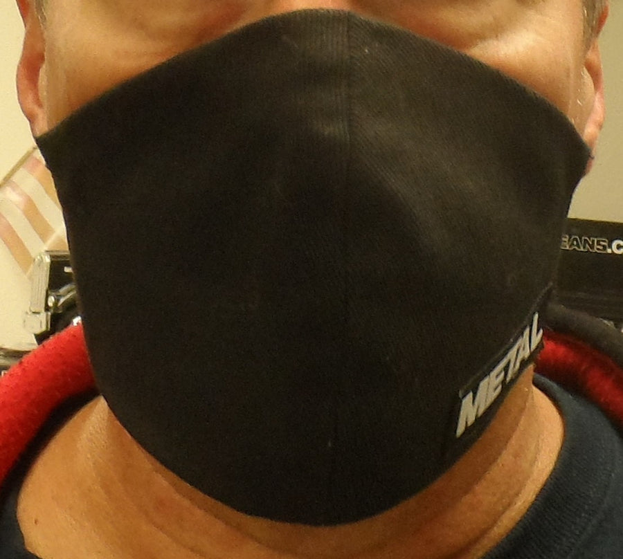 Metal Safety Masks