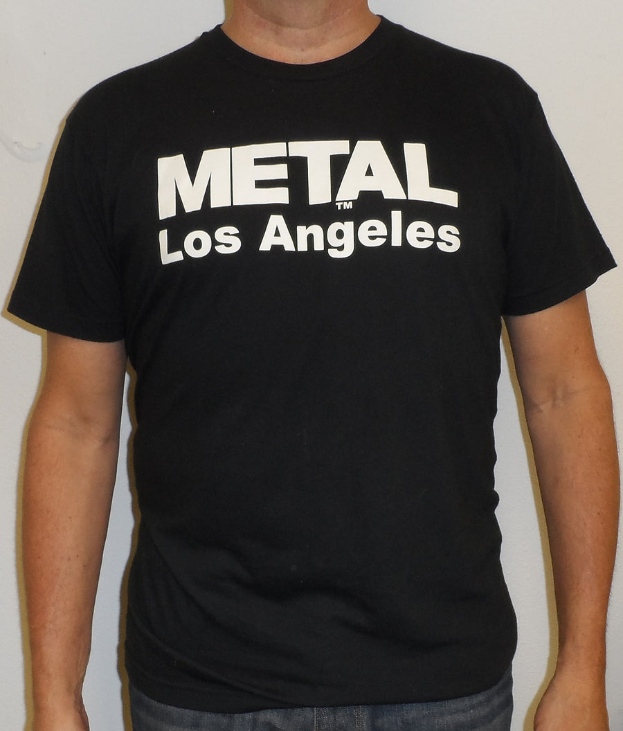Metal - Los Angeles T-Shirt