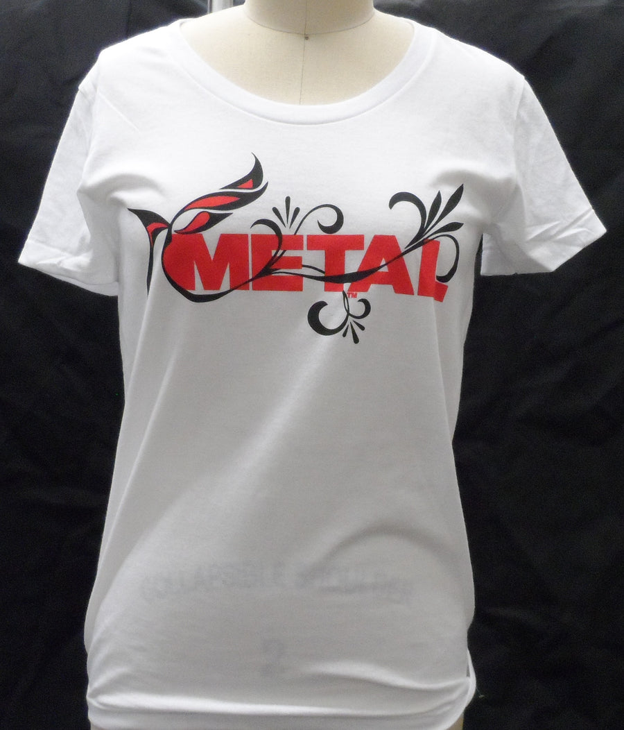 Metal - T-Shirt - Women's