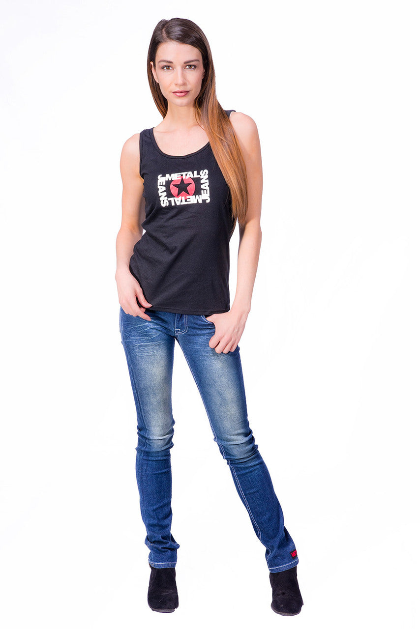 Women's METAL Tank Top