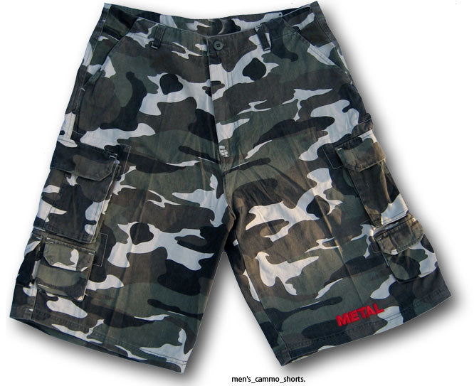 Jungle Camo Shorts