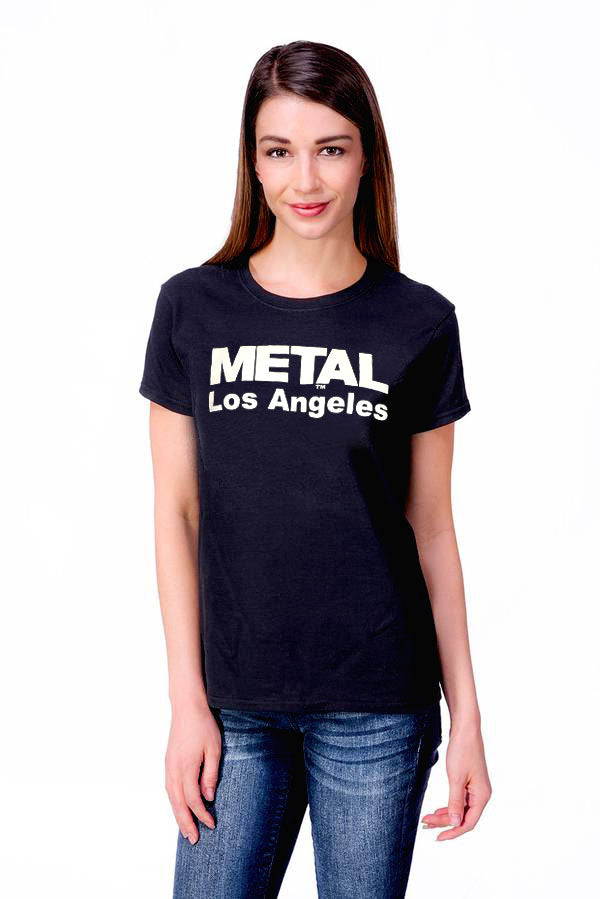 Metal - Los Angeles - T-Shirt - Women's